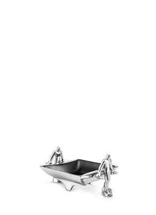 Main View - Click To Enlarge - CARROL BOYES - Mandarin aluminium dish