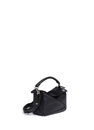 Figure View - Click To Enlarge - Loewe - 'Puzzle' small calf leather bag