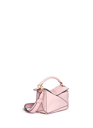 Figure View - Click To Enlarge - Loewe - Puzzle' small calf leather bag