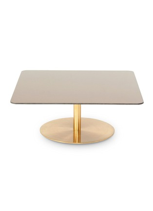 Main View - Click To Enlarge - TOM DIXON - Flash square table