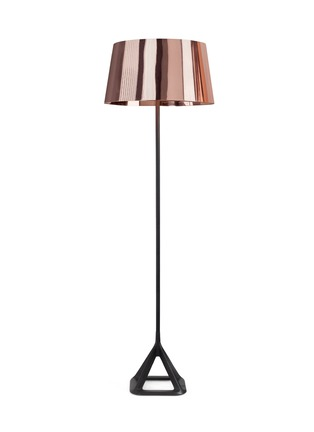 Main View - Click To Enlarge - Tom Dixon - Base copper floor light