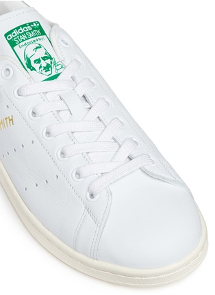 Detail View - Click To Enlarge - Adidas - 'Stan Smith' leather unisex sneakers
