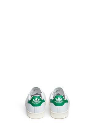 Back View - Click To Enlarge - Adidas - 'Stan Smith' leather unisex sneakers
