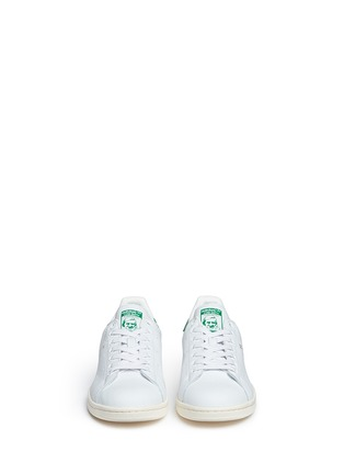 Front View - Click To Enlarge - Adidas - 'Stan Smith' leather unisex sneakers