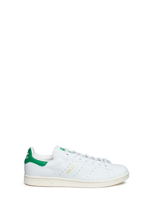 Main View - Click To Enlarge - Adidas - 'Stan Smith' leather unisex sneakers