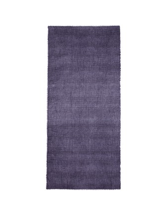 Main View - Click To Enlarge - iSH - Superfine cashmere shawl