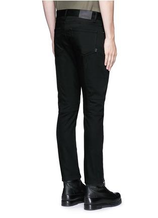 Back View - Click To Enlarge - Balenciaga - Slim fit biker jeans