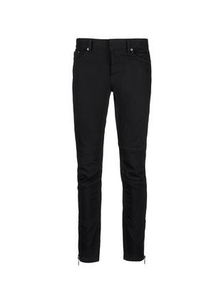 Main View - Click To Enlarge - Balenciaga - Slim fit biker jeans