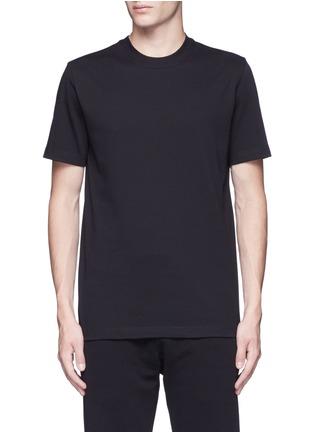 Main View - Click To Enlarge - Balenciaga - Logo print T-shirt