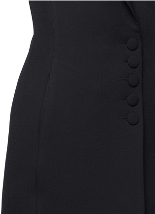 Detail View - Click To Enlarge - Nicholas - Crepe sleeveless dress
