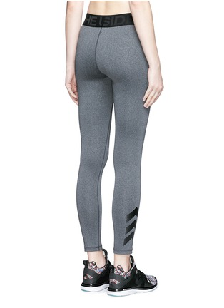 Back View - Click To Enlarge - THE UPSIDE - 'Guru' performance midi leggings