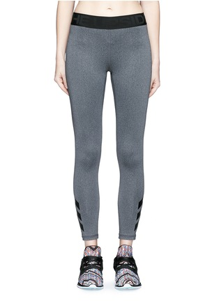 Main View - Click To Enlarge - THE UPSIDE - 'Guru' performance midi leggings