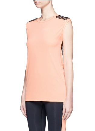 Front View - Click To Enlarge - Alala - Mesh back top