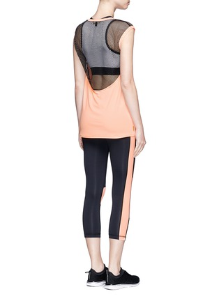 Figure View - Click To Enlarge - Alala - Mesh back top