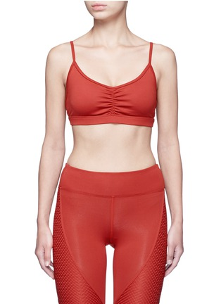 Main View - Click To Enlarge - Koral - 'Elements' performance sports bra