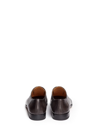 Back View - Click To Enlarge - Magnanni - Leather Oxfords