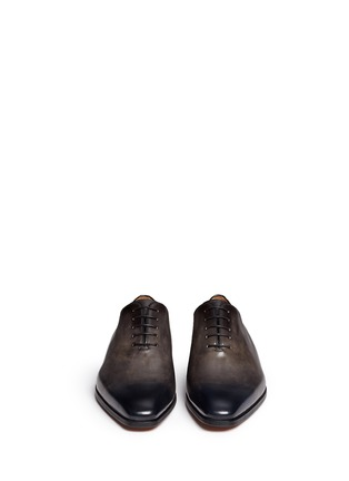 Front View - Click To Enlarge - Magnanni - Leather Oxfords