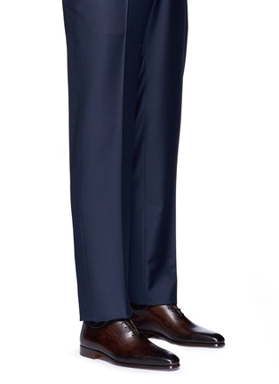 Figure View - Click To Enlarge - Magnanni - Leather Oxfords