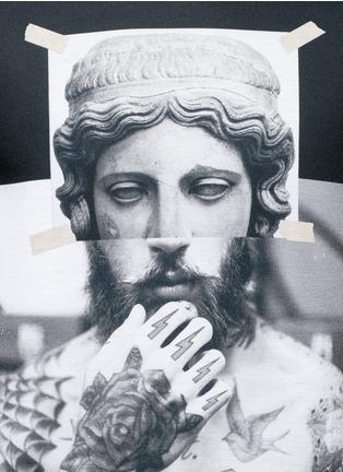 Detail View - Click To Enlarge - Neil Barrett - 'Tattoo Sculpture' print sweatshirt