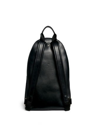 Back View - Click To Enlarge - Anya Hindmarch - 'Smiley' leather backpack