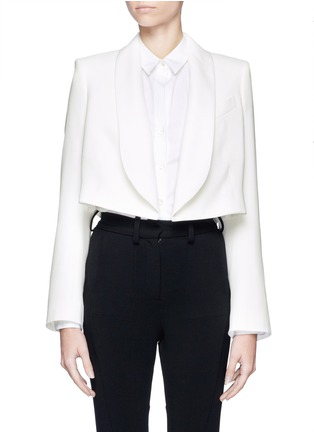 Main View - Click To Enlarge - CHLOÉ - Cropped jacket
