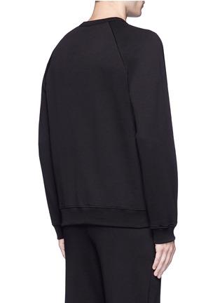 Back View - Click To Enlarge - Dries Van Noten - 'Howard' psychedelic print sweatshirt