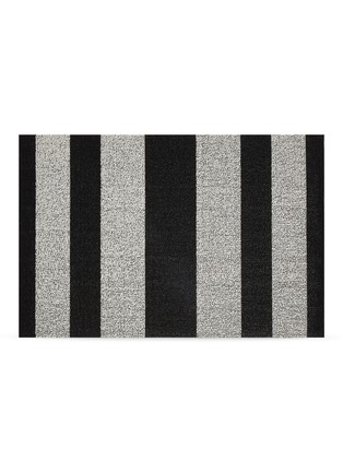 Main View - Click To Enlarge - CHILEWICH - Shag bold stripe utility mat