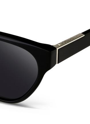 Detail View - Click To Enlarge - 3.1 Phillip Lim - Acetate cat eye sunglasses