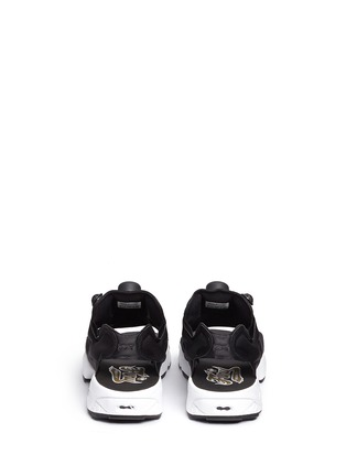 Back View - Click To Enlarge - Reebok - 'Instapump Fury' sandals