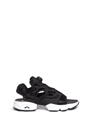 Main View - Click To Enlarge - Reebok - 'Instapump Fury' sandals
