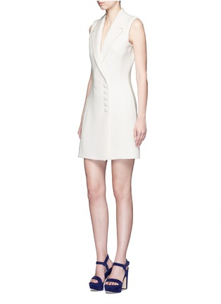 Figure View - Click To Enlarge - Nicholas - Crepe sleeveless dress
