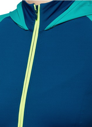 Detail View - Click To Enlarge - MONREAL - 'Featherweight' performance jersey jacket