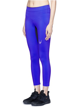 Front View - Click To Enlarge - LUCAS HUGH - 'Core performance' sports leggings