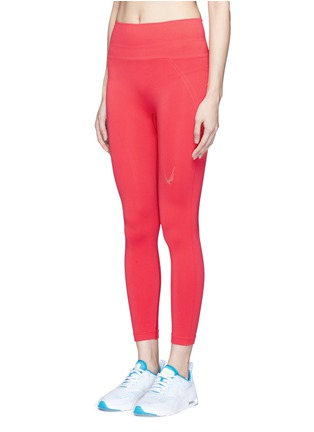 Front View - Click To Enlarge - LUCAS HUGH - Technical knit leggings