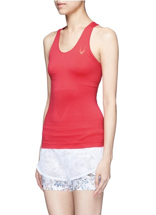 Front View - Click To Enlarge - Lucas Hugh - Technical knit racerback tank top