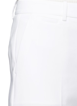 Detail View - Click To Enlarge - Theory - 'Teemay' wide leg crepe shorts
