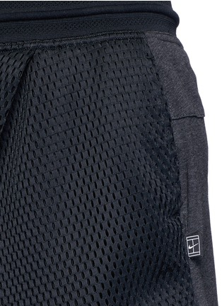 Detail View - Click To Enlarge - Nike - NikeCourt mesh overlay skort