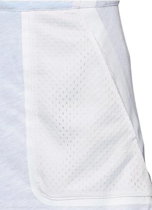 Detail View - Click To Enlarge - NIKE - 'AS Nike Premium Pack' mesh jersey dress