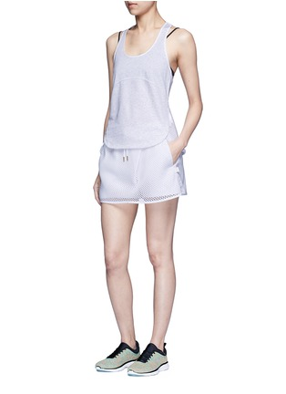 Figure View - Click To Enlarge - Nike - NikeCourt mesh back tank top