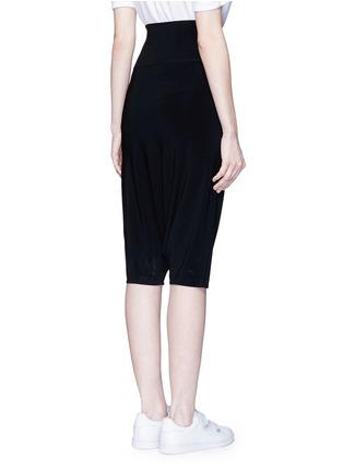 Back View - Click To Enlarge - NORMA KAMALI - Dolman pants