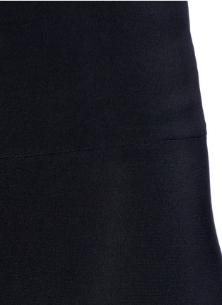 Detail View - Click To Enlarge - Norma Kamali - Stretch jersey leggings