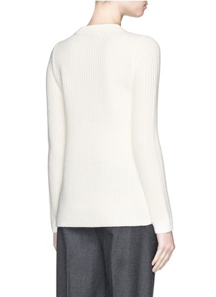 Back View - Click To Enlarge - Theory - 'Barda' wool-cashmere sweater