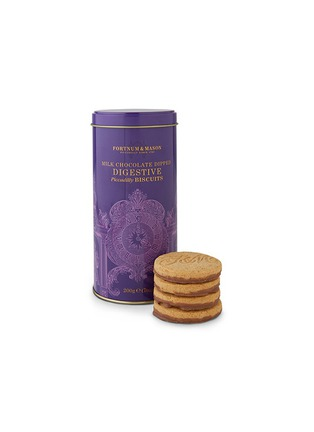 Main View - Click To Enlarge - Fortnum & Mason - Piccadilly milk chocolate dipped digestive biscuits