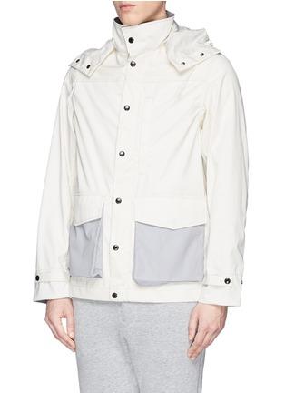 Front View - Click To Enlarge - nanamica - '65/35' Bayhead cruiser jacket