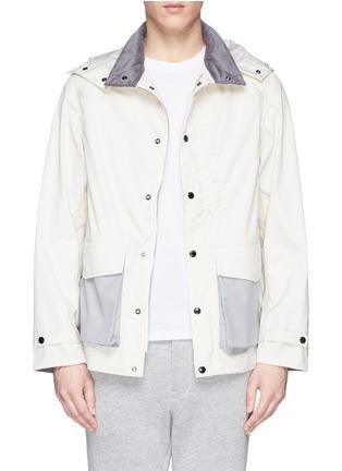 Main View - Click To Enlarge - nanamica - '65/35' Bayhead cruiser jacket
