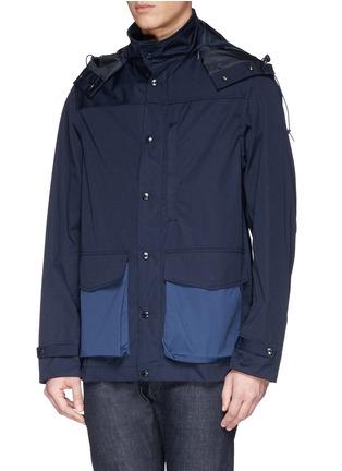 Front View - Click To Enlarge - nanamica - 65/35 Bayhead cruiser jacket
