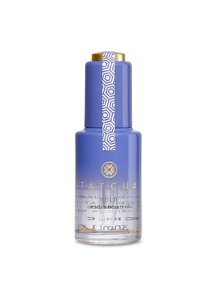 Main View - Click To Enlarge - TATCHA - Gold Camellia Beauty Oil 30ml