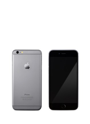Main View - Click To Enlarge - APPLE - iPhone 6 Plus 128GB - Space Gray