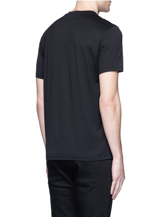 Back View - Click To Enlarge - Givenchy - 'POWER OF LOVE' print T-shirt