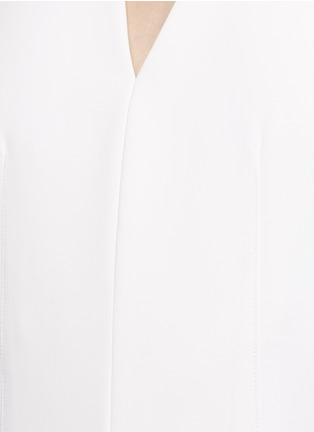 Detail View - Click To Enlarge - ALEXANDERWANG.T - V-neck culottes jumpsuit
